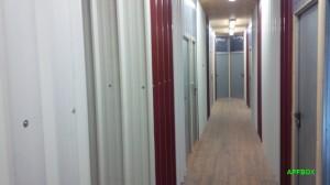 Couloir sci apfbox blere le croix stockage box garde meuble